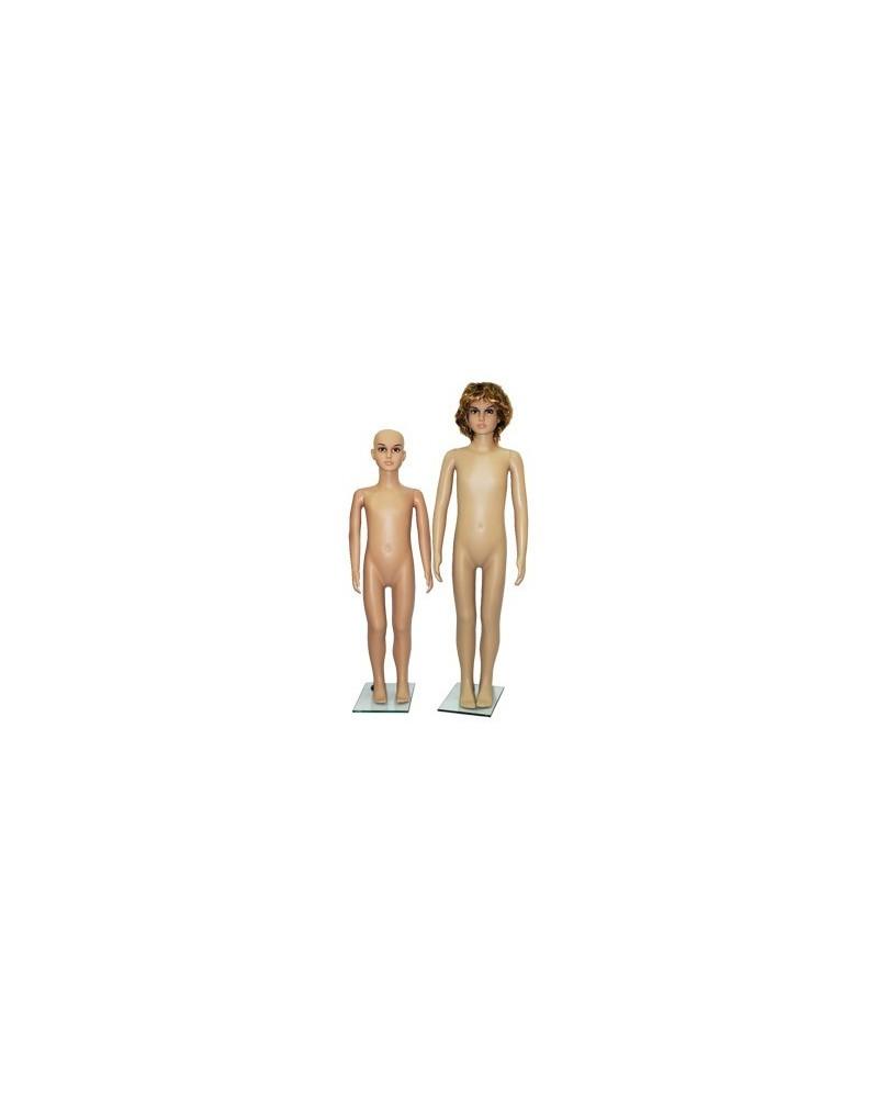 Манекен детский рост 110см